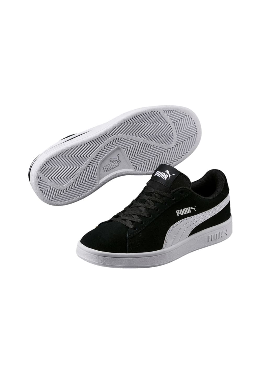 410735e837 Puma Smash v2 SD Jr - Sneaker - Black