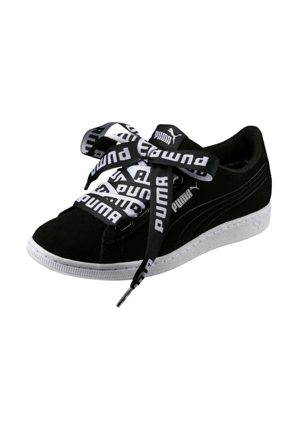 1035244d7542 ... Puma Vikky Ribbon Bold - Sneaker for Women - Black. Back to Overview.  1  2  3. Previous