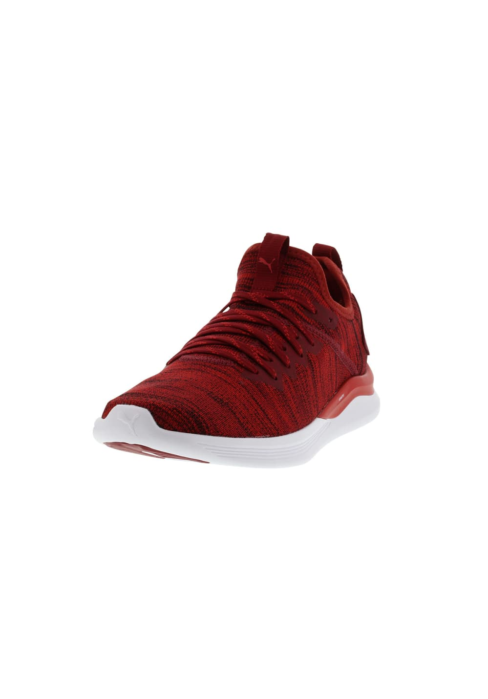 finest selection 0be16 7ed4e Puma Ignite Flash evoKNIT - Fitness shoes for Men - Red