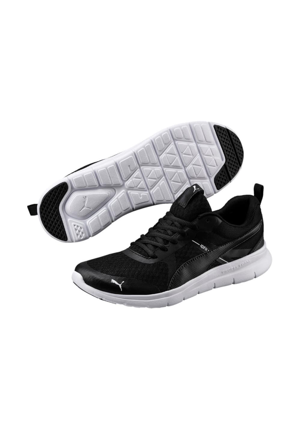 Puma Flex Essential Chaussures running Noir