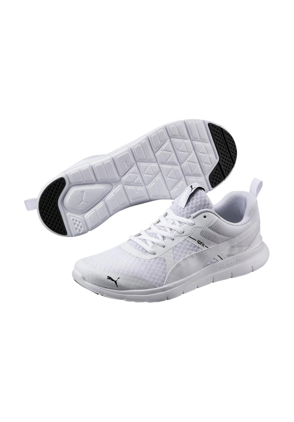 f4a1fef14937 ... Puma Flex Essential - Running shoes - White. Back to Overview. -35%