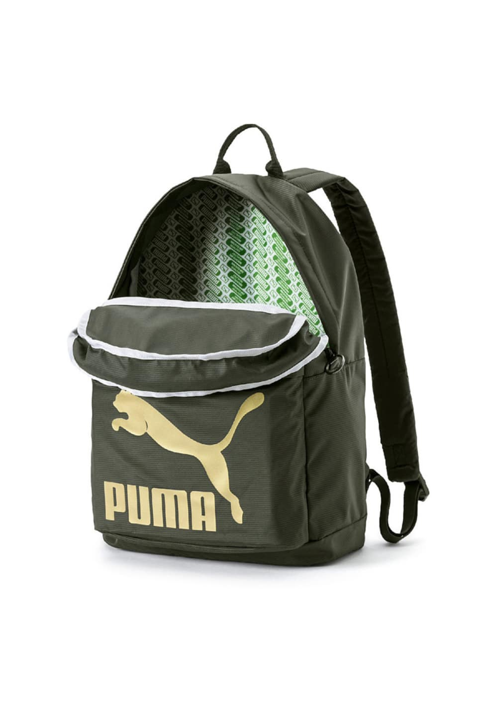 Puma Originals Backpack - Backpacks - Green  4e9097609f3c4