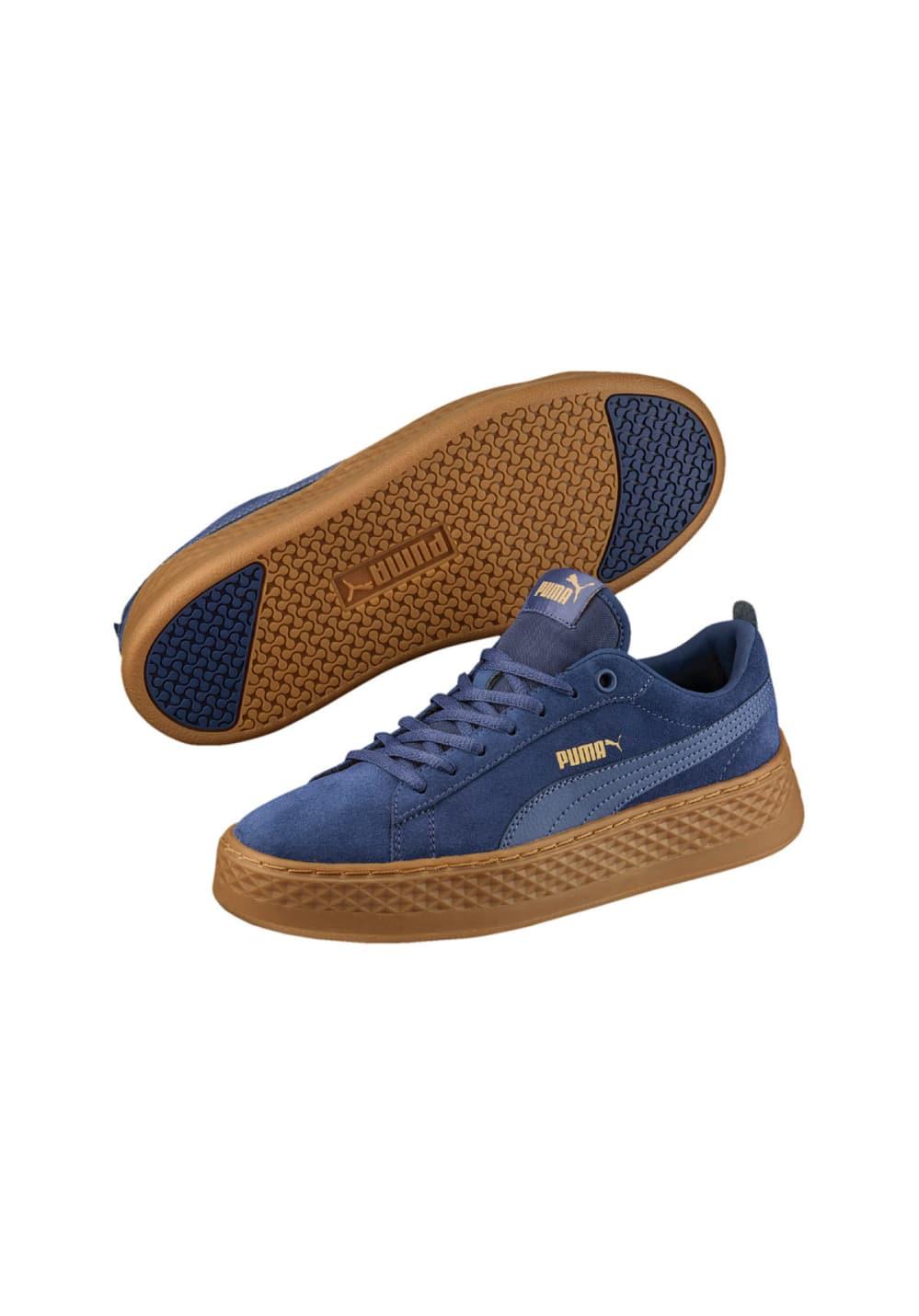 Puma Smash Platform Sd - Sneaker für Damen - Blau