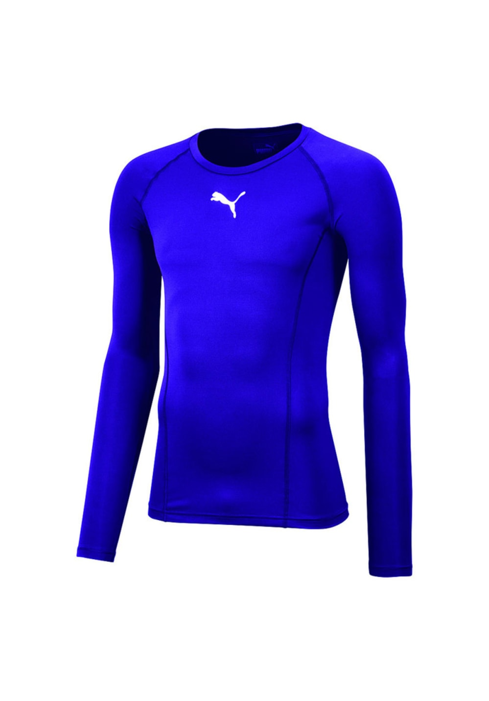 2dd84487889 Puma Liga Baselayer Tee Long Sleeve - Running tops for Men - Purple ...