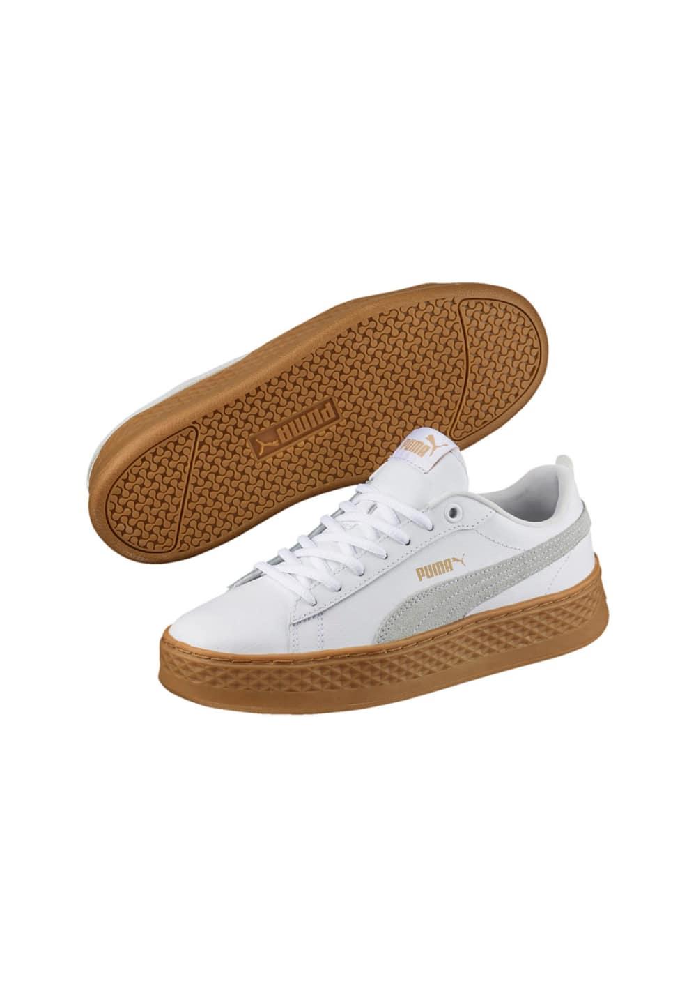 9211587fb25 ... Puma Smash Platform L - Sneaker for Women - White. Back to Overview.  -28%