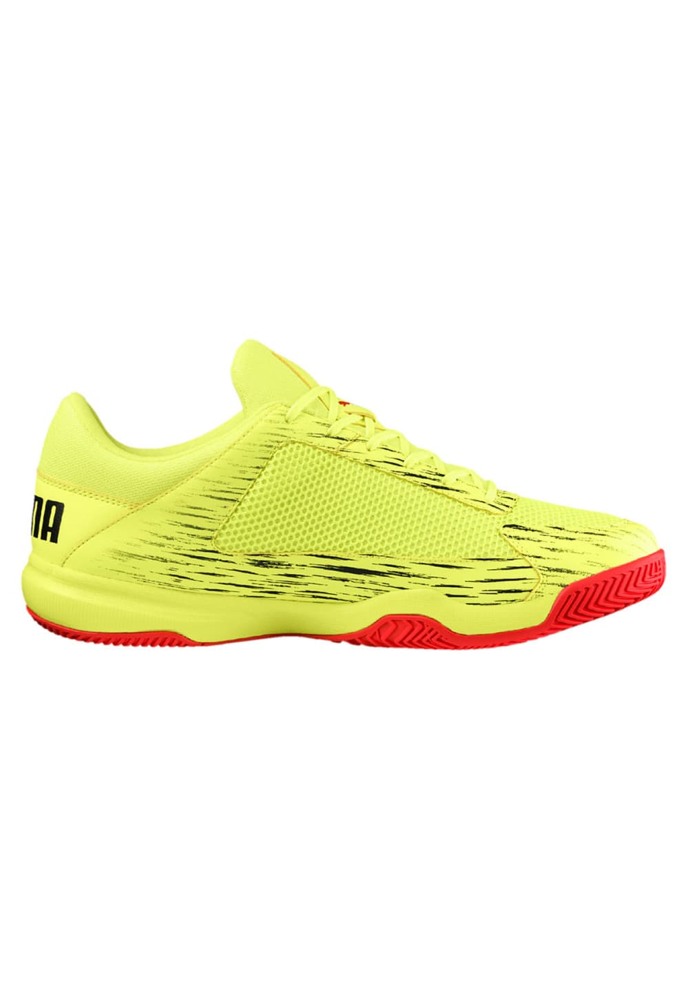 db3cd68651 Puma Evospeed Indoor Netfit Euro 5 - Indoor shoes - Yellow