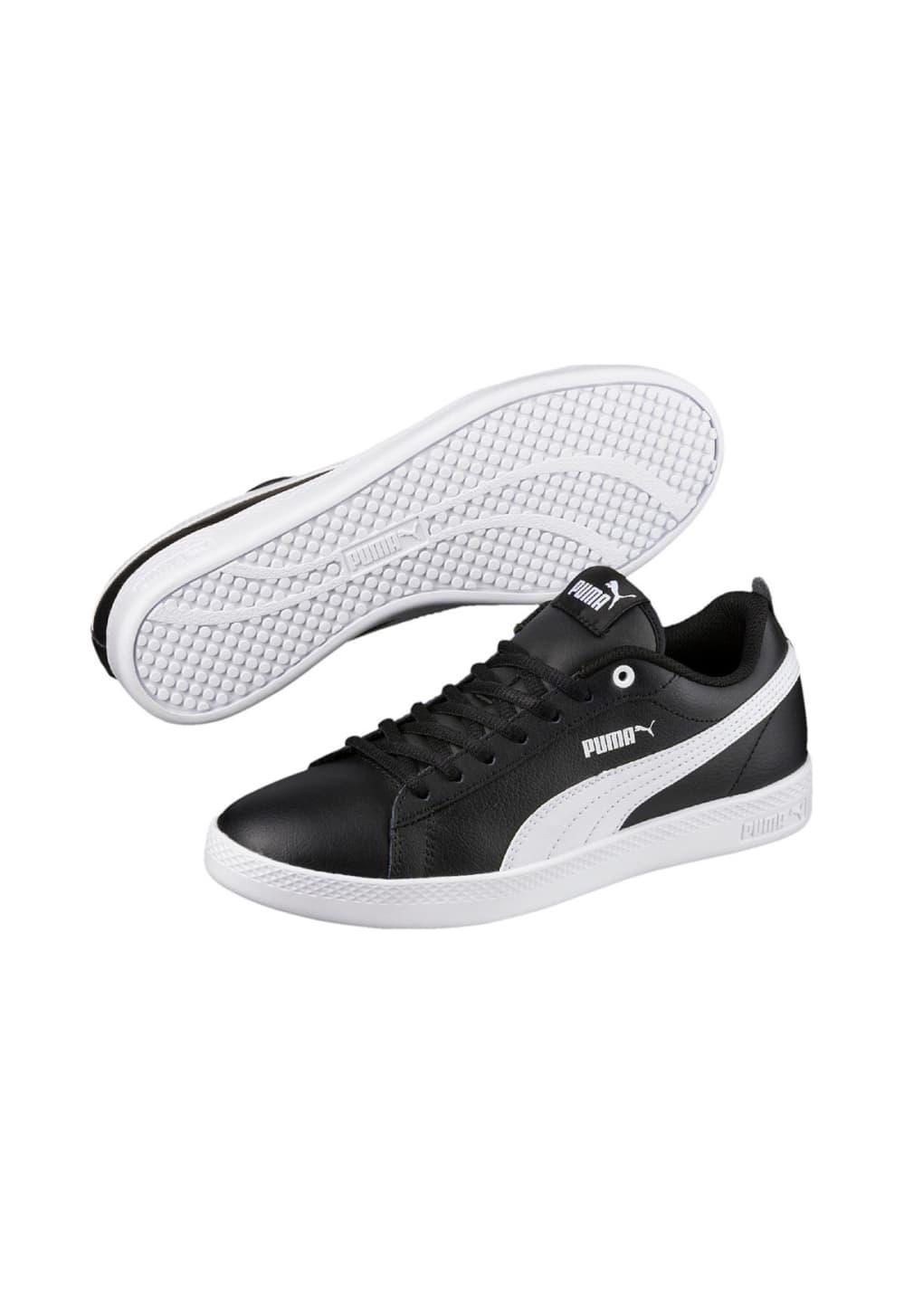 Puma Smash V2 L - Sneaker für Damen - Schwarz