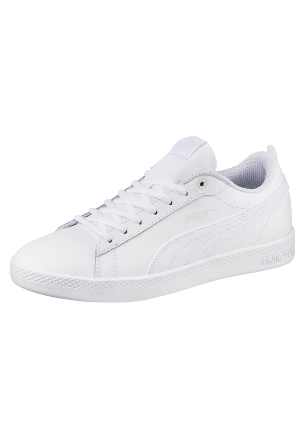 Puma Smash V2 L - Sneaker für Damen - Weiß