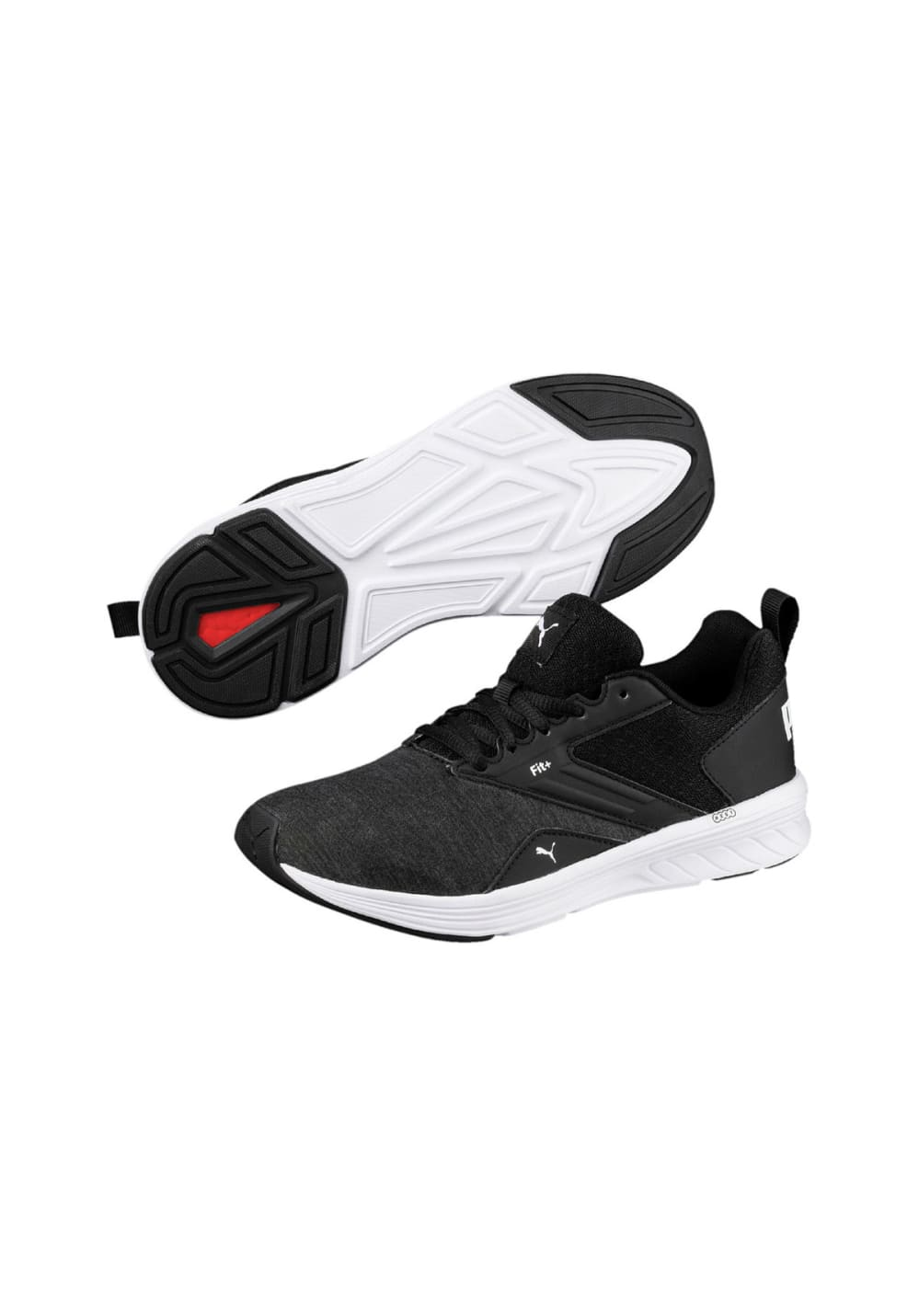 214547dee81 ... Puma Nrgy Comet - Running shoes - Black. Back to Overview. -50%