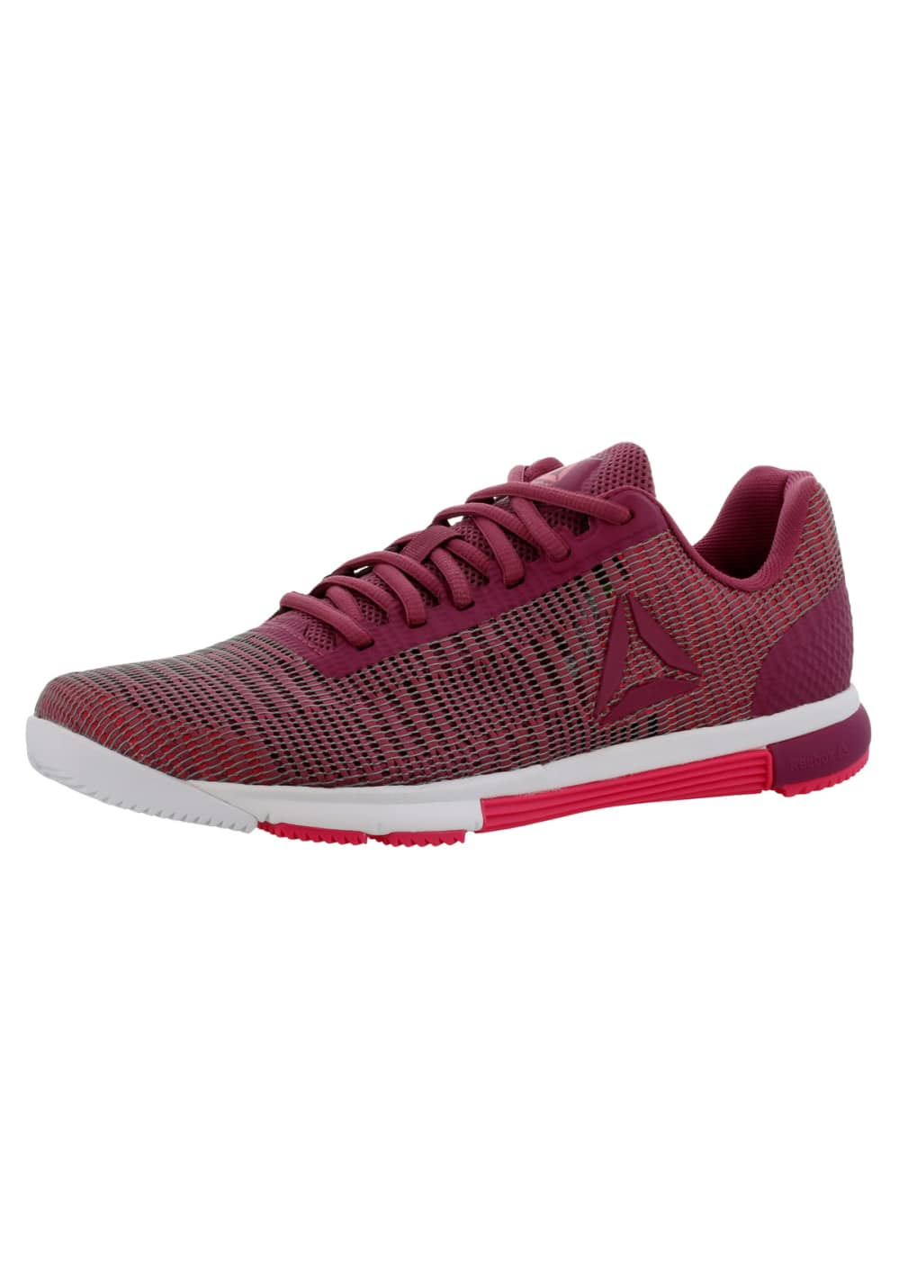 e0b3abc963c Reebok SPEED TR FLEXWEAVE - Fitness shoes for Women - Red