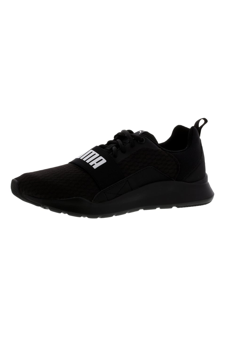 ffb0f0d3e51 Puma Wired - Running shoes - Black
