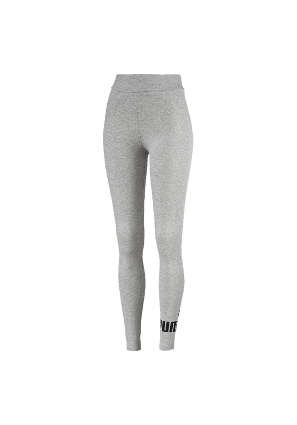 b74c8fe2faf6 Puma Essential Logo Leggings - Running trousers for Women - Grey