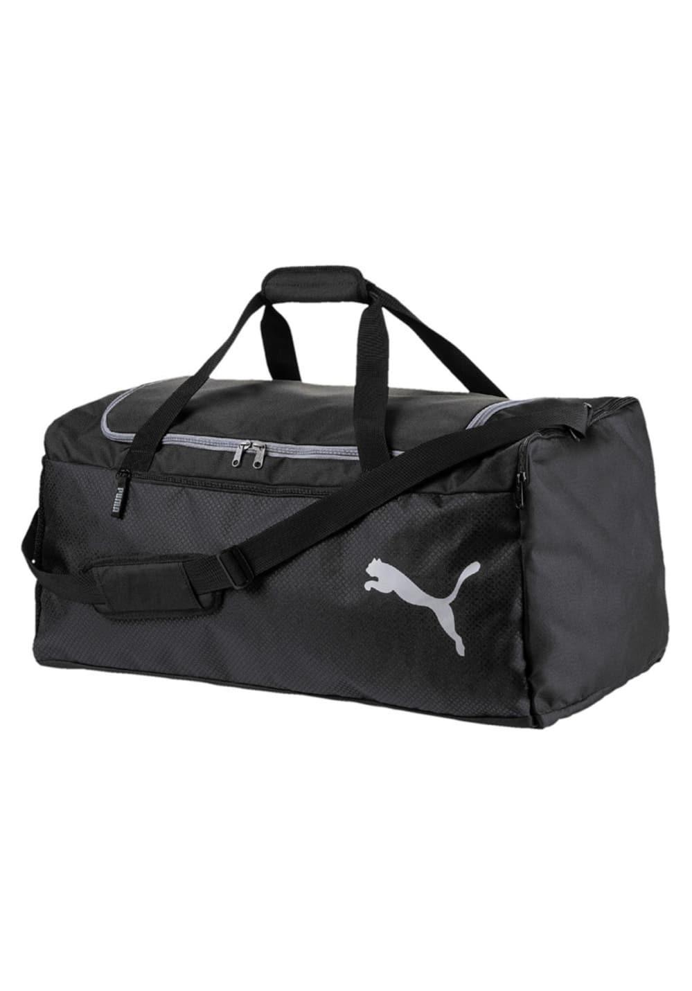Puma Fundamentals Sports Bag L - Sporttaschen - Schwarz