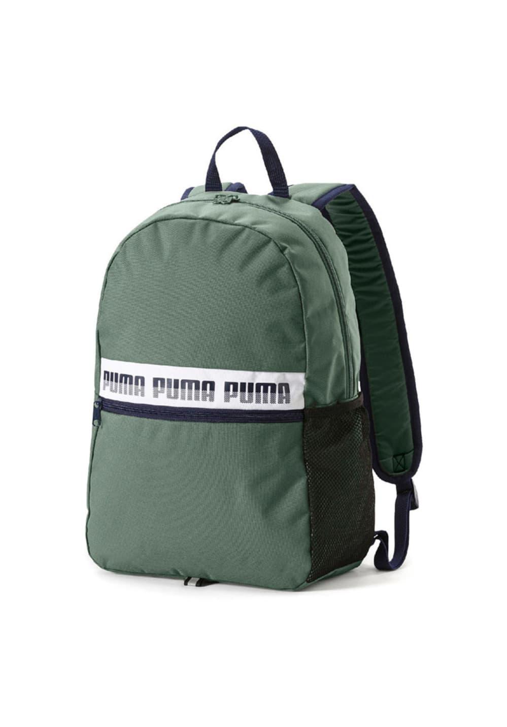 91ee8eaab Puma Phase Backpack II - Backpacks - Green | 21RUN