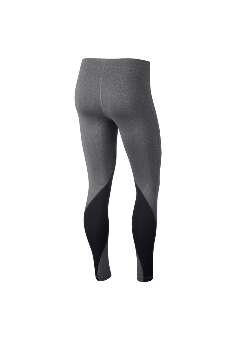 98c1ad27591fa ... Nike Pro Tight - Fitness trousers for Women - Grey. Back to Overview.  1; 2. Previous