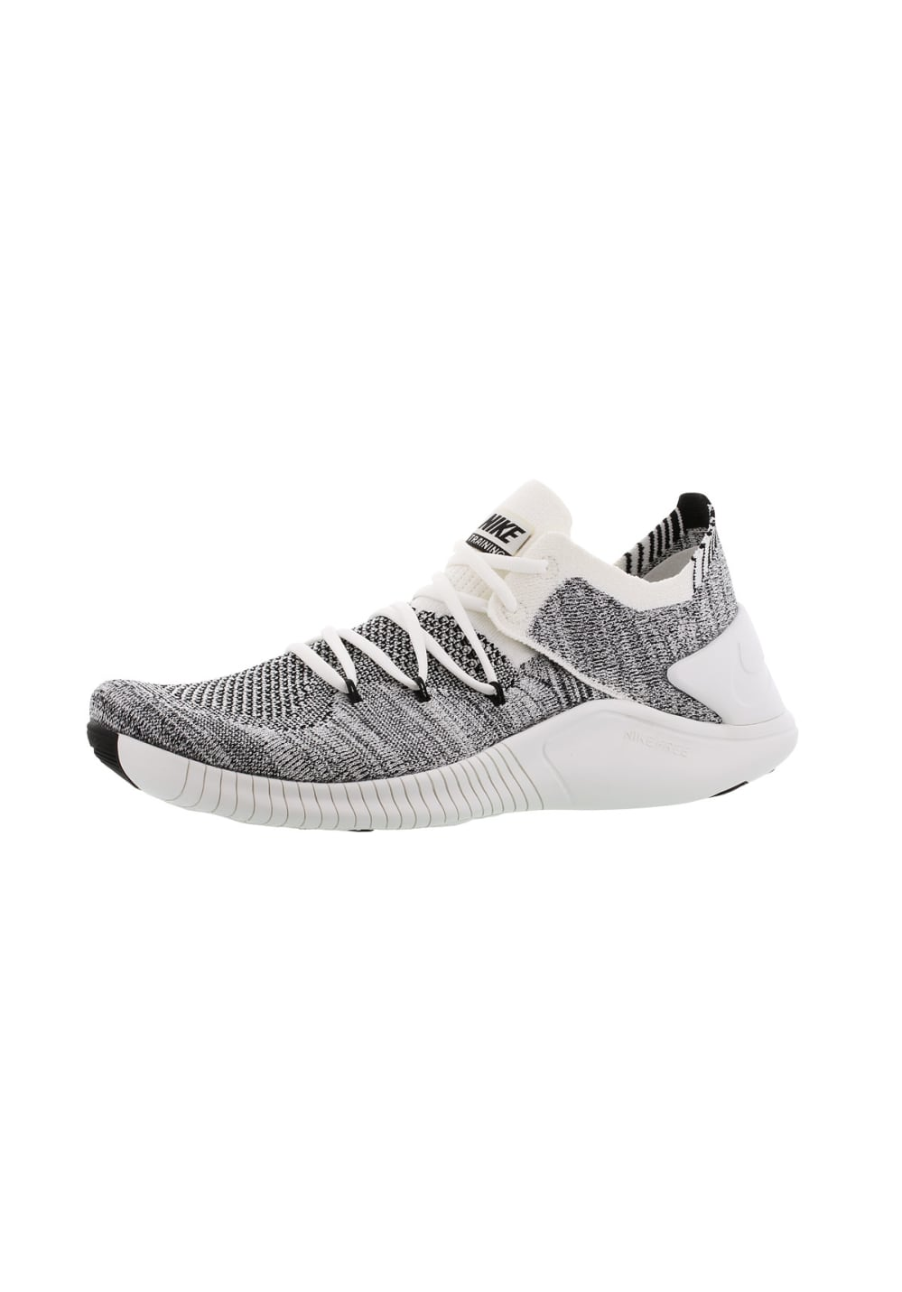 Nike Free Tr Flyknit 3 Chaussures fitness pour Femme Blanc