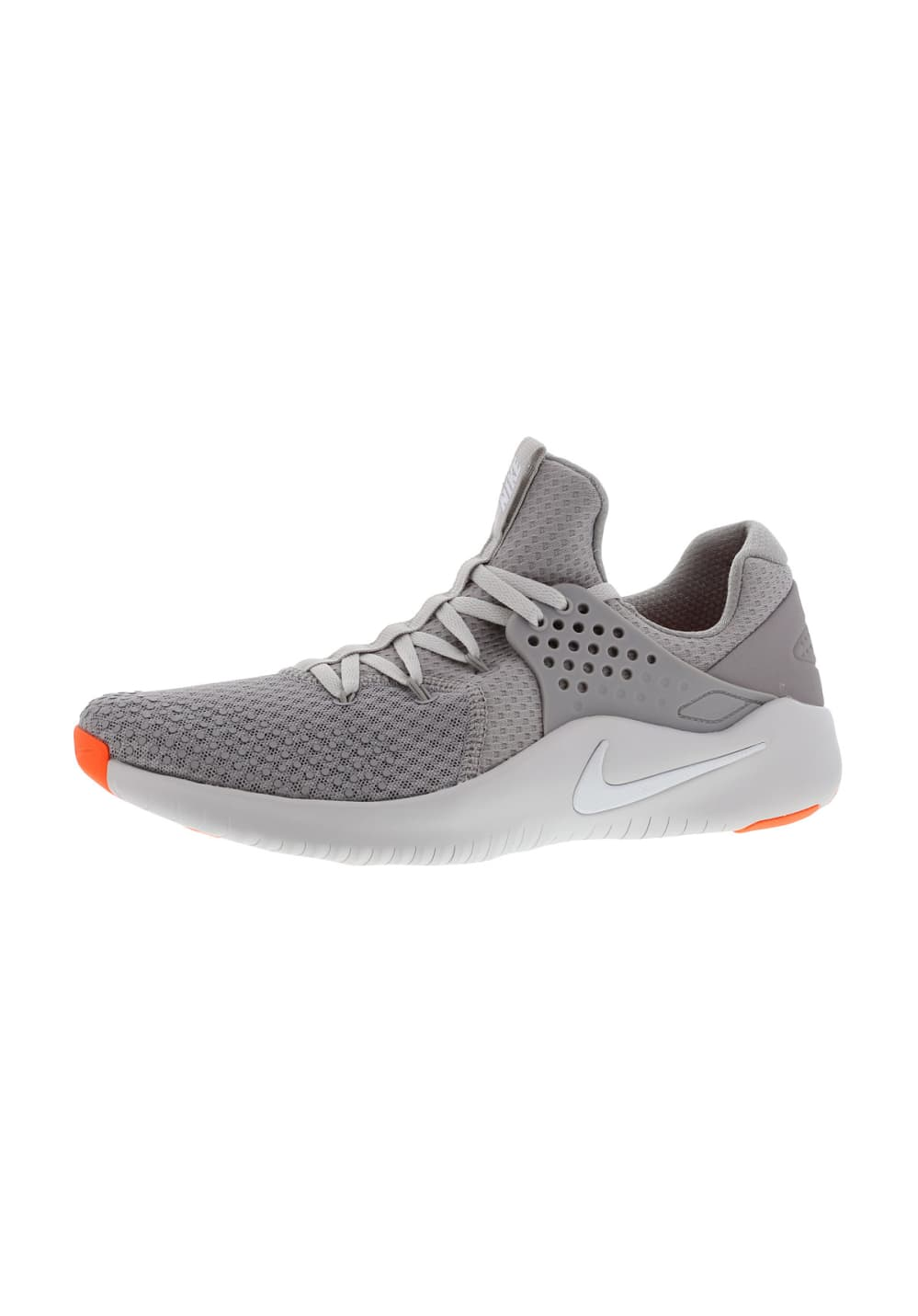 6d50697387c3 Nike Free Tr V8 - Fitness shoes for Men - Grey
