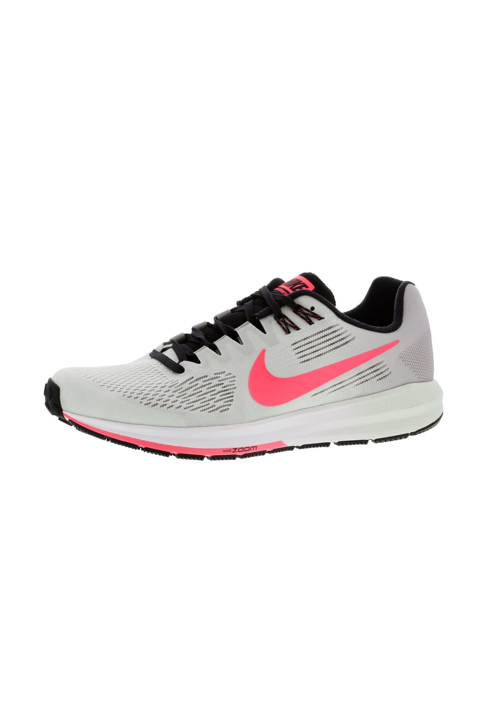 best service 571b2 ccb66 Nike Air Zoom Structure 21 - Running shoes for Women - Grey
