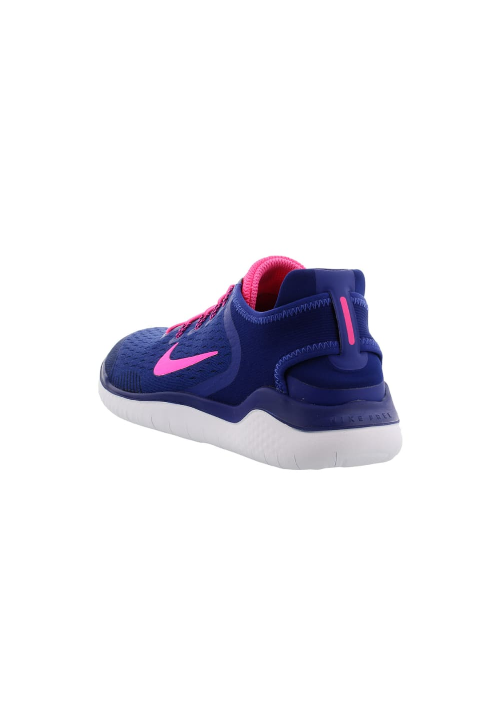 newest 4eac8 18b26 Nike Free RN 2018 - Running shoes for Women - Blue
