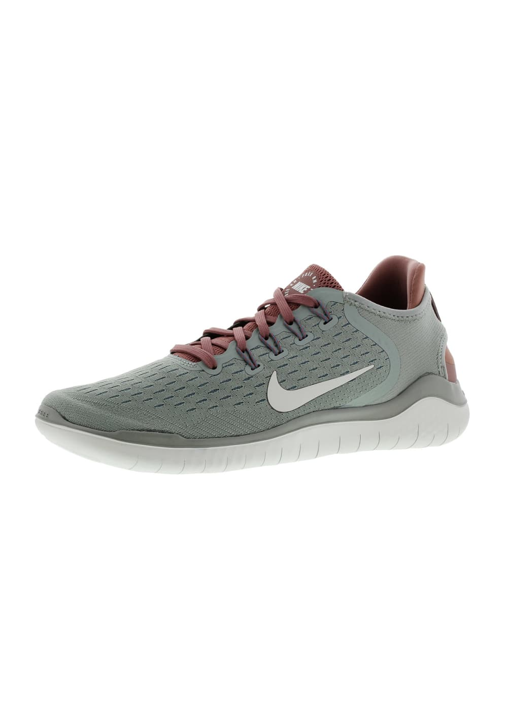 4d8dfeb2e6cc0 Nike Free RN 2018 - Running shoes for Women - Green | 21RUN