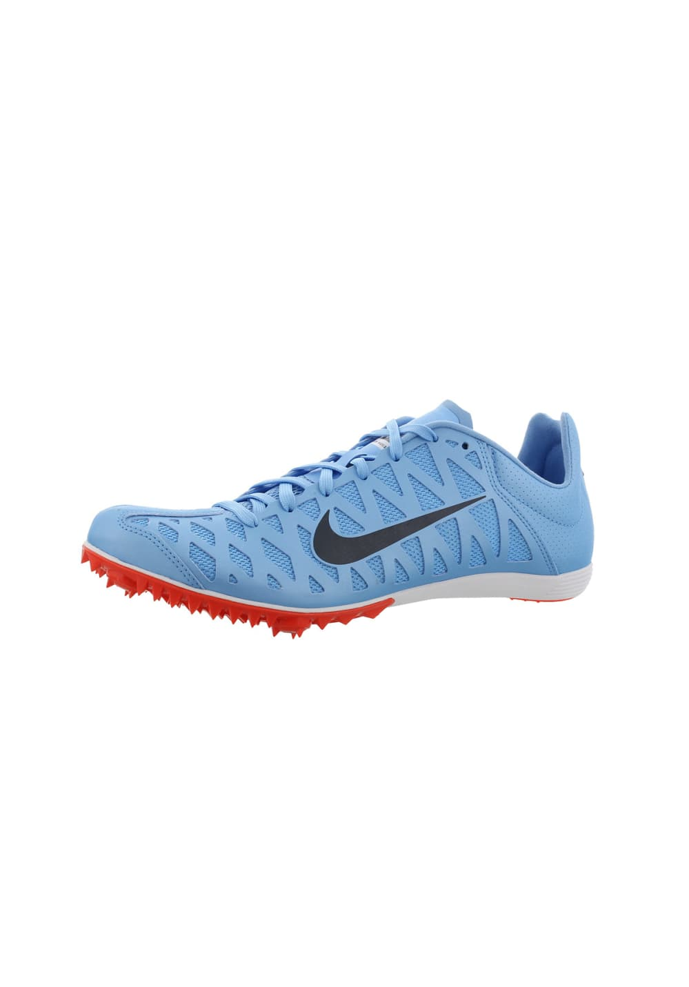 buy popular 185db ee086 Nike Zoom Maxcat 4 - Spikes for Men - Blue