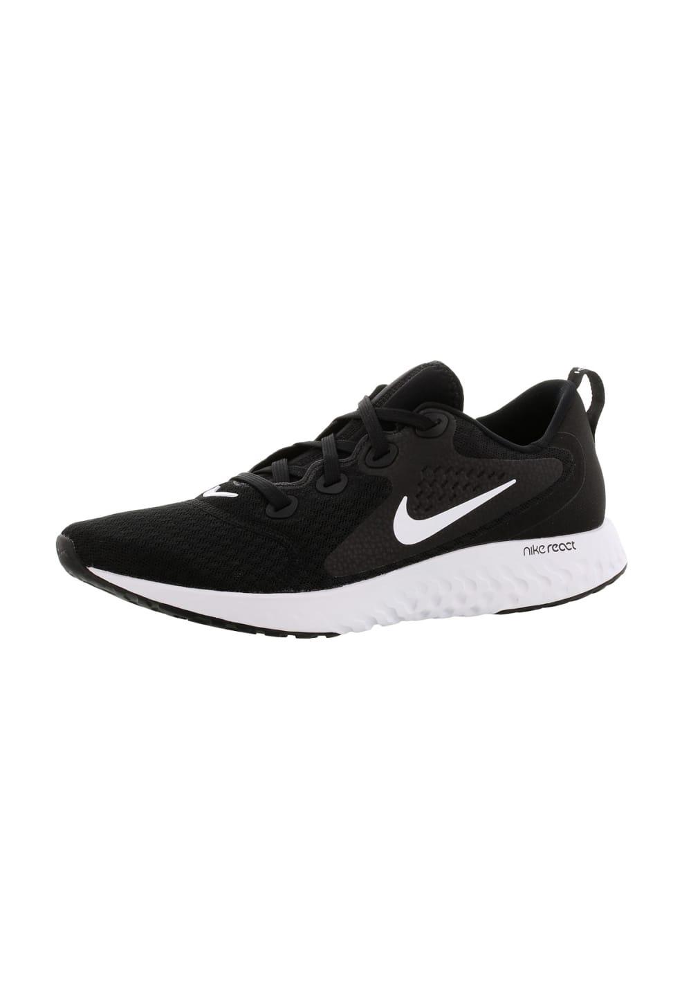 la meilleure attitude 5967a 0bd9a Nike Legend React - Chaussures running pour Femme - Noir