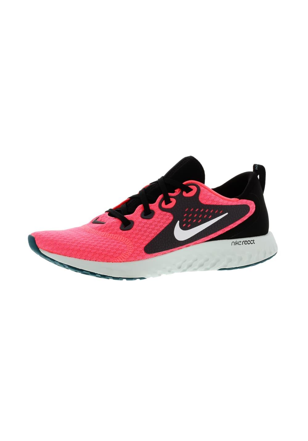 9498075e944a9 Nike Legend React - Running shoes for Women - Pink