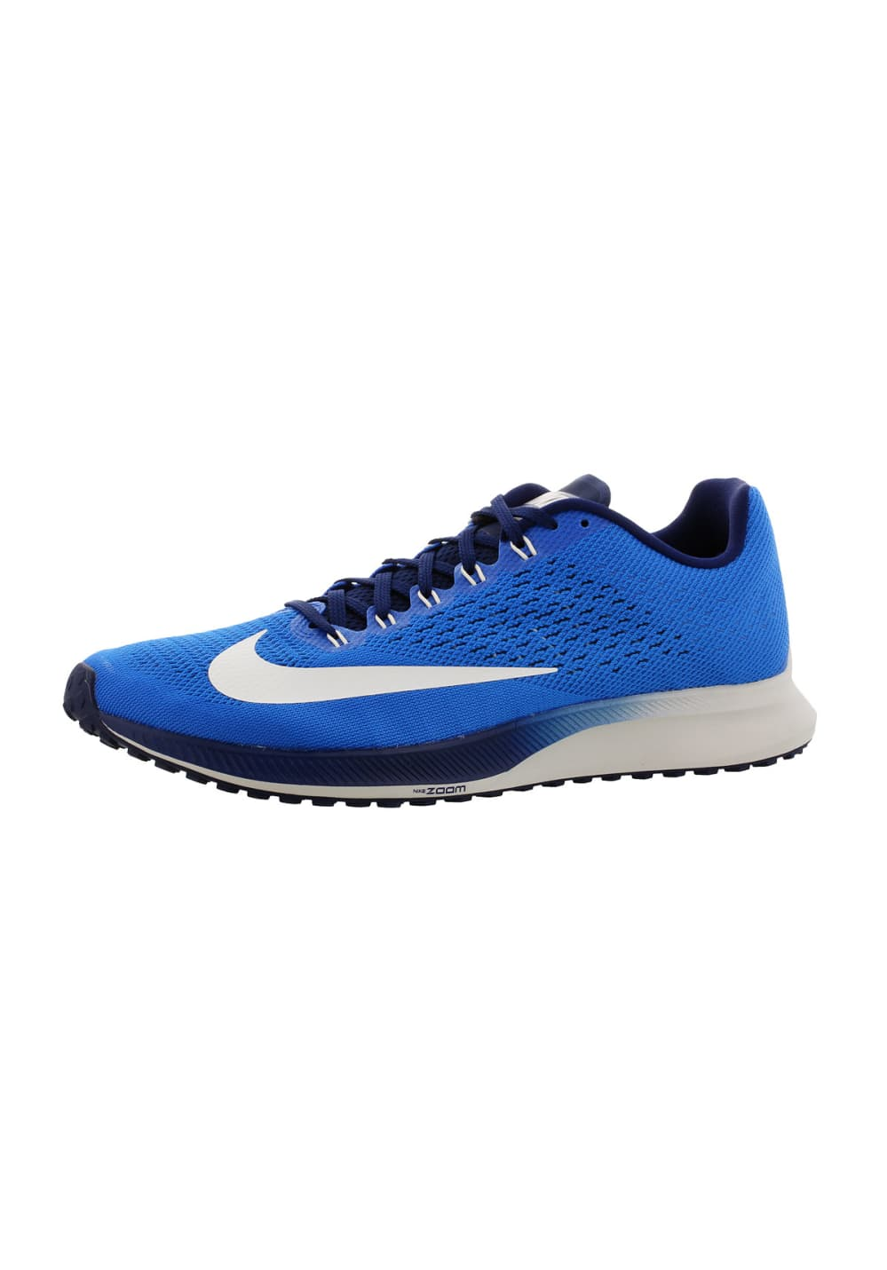 the best attitude e1fea 6519b Nike Air Zoom Elite 10 - Running shoes for Men - Blue