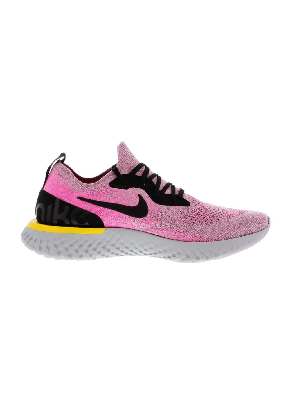 e55e59581f2a2 Next. -60%. Dieses Produkt ist derzeit ausverkauft. Nike. Epic React Flyknit  - Laufschuhe für Damen