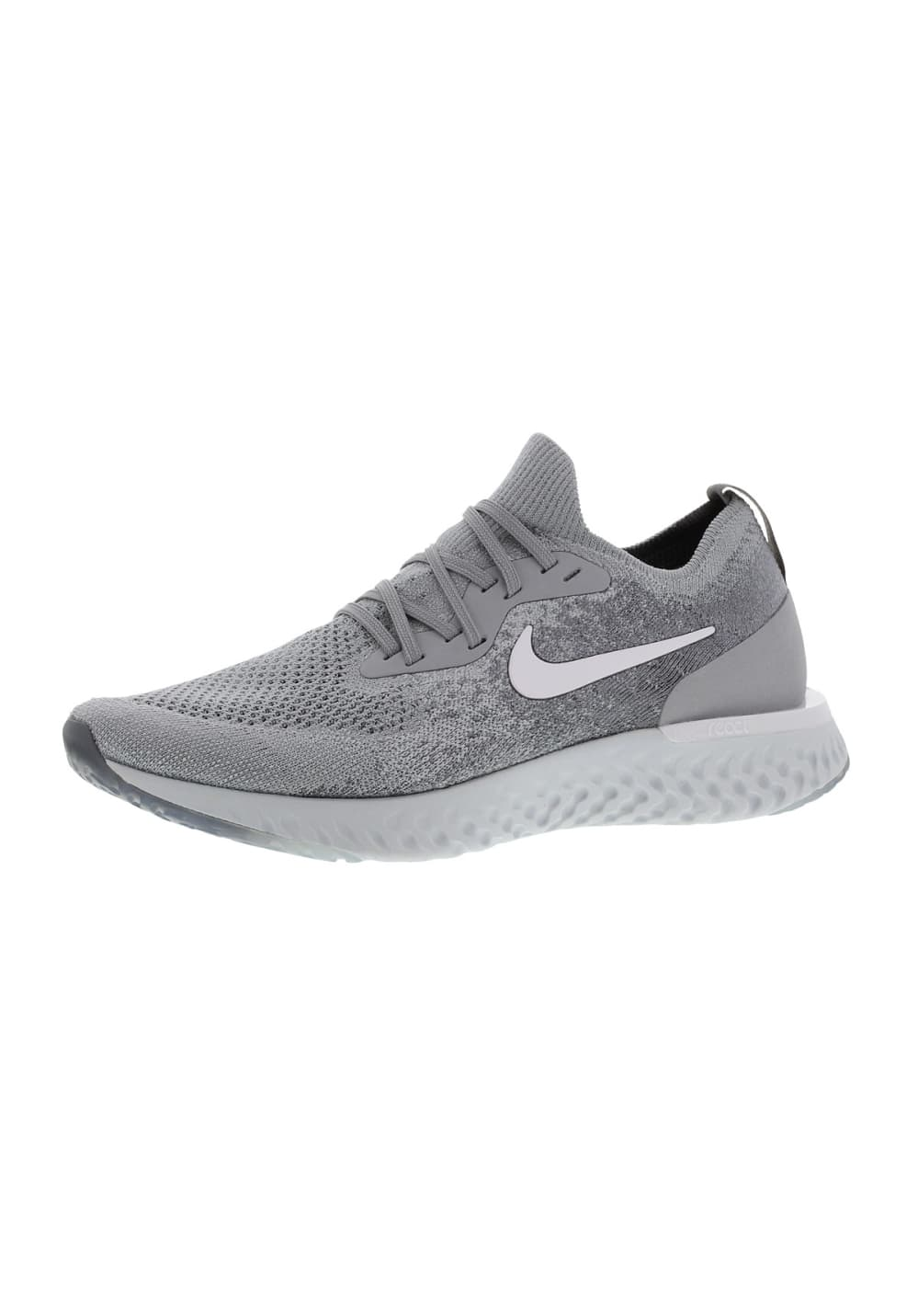 plus récent f485c ba7c9 Nike Odyssey React - Chaussures running pour Femme - Gris