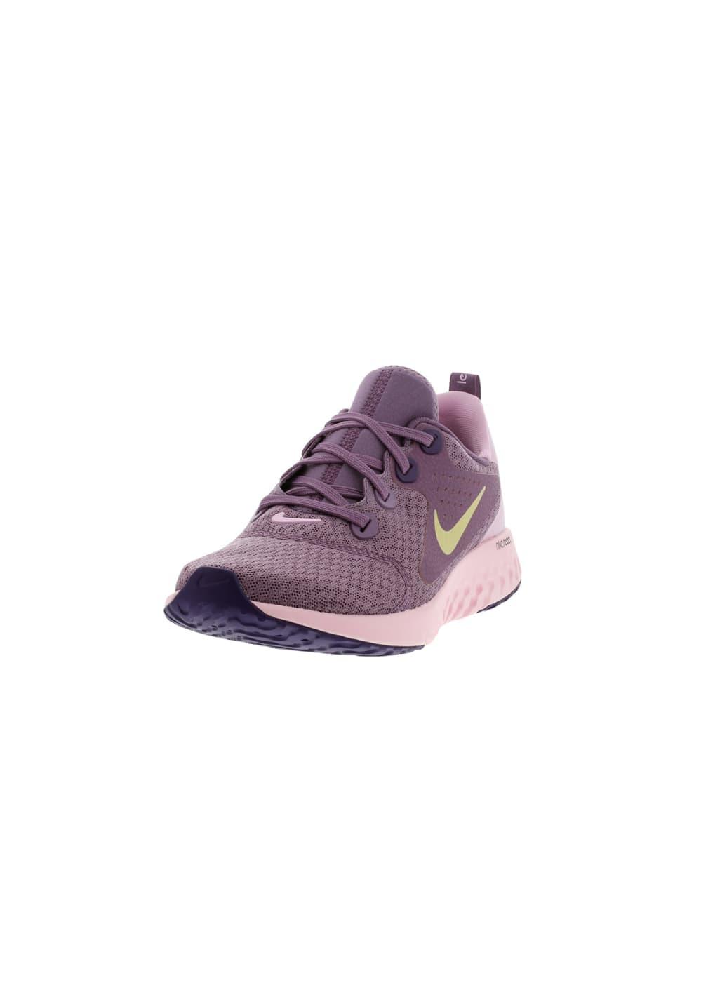 111fa05676dd91 Nike Legend React (GS) - Running shoes for Girls - Purple