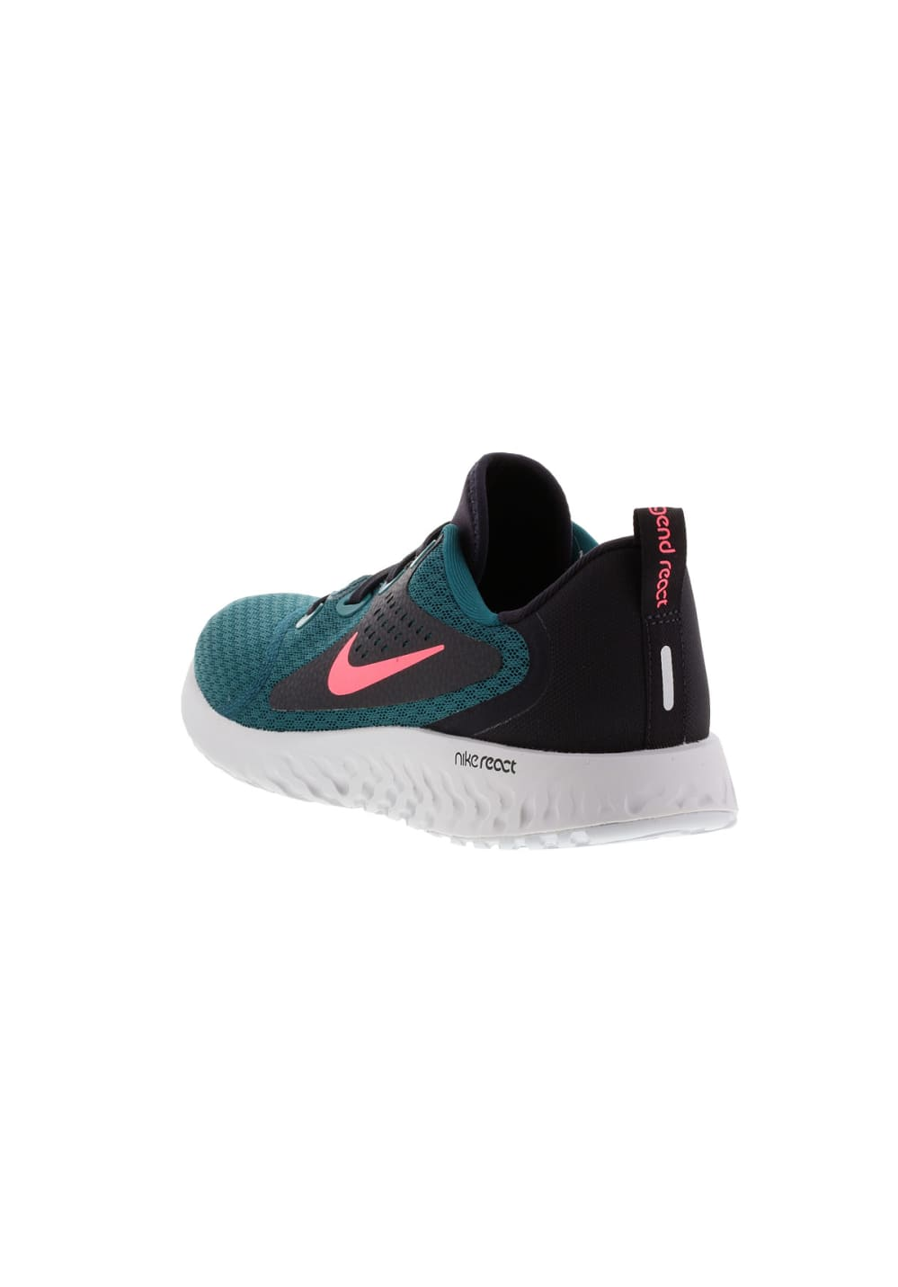 fc6cce61b2e Nike Legend React Gs Running Shoes For Boys Green 21run