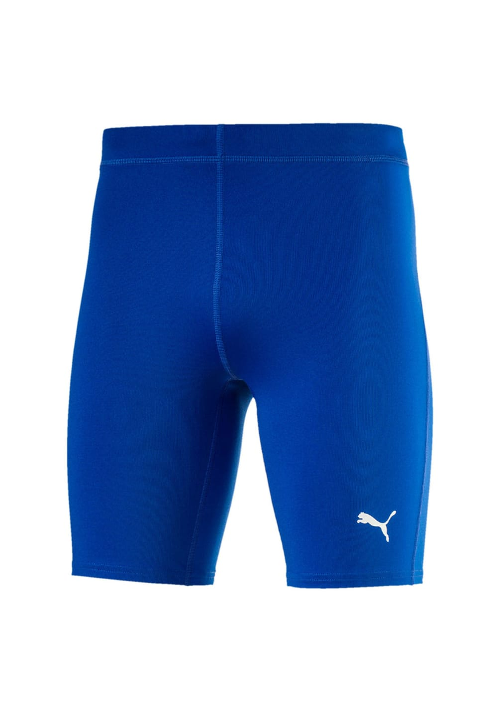 f69cf9ef4875 Puma Cross The Line Short Tight - Running trousers for Men - Blue ...