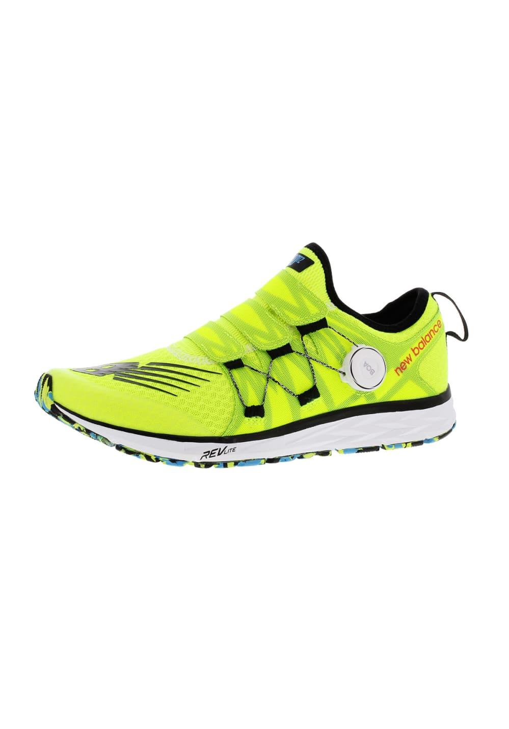 économiser de573 ce151 New Balance 1500Boa - Chaussures running pour Homme - Jaune