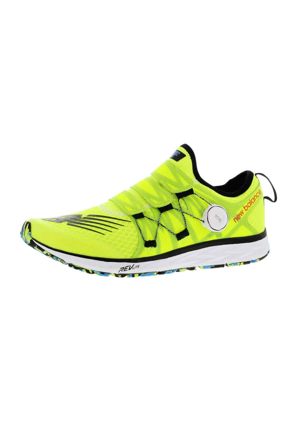 meilleur service 8a553 c15db New Balance 1500Boa - Running shoes for Men - Yellow