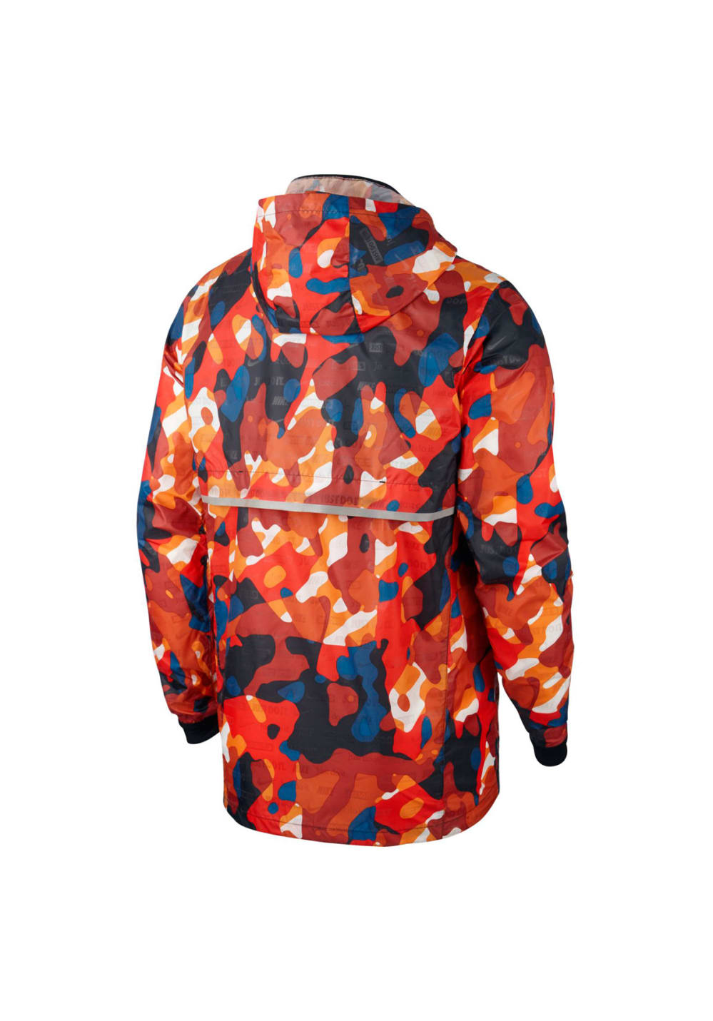 093dfacc02b34 Nike Shield Ghost Flash Running Jacket - Laufjacken für Herren - Rot ...