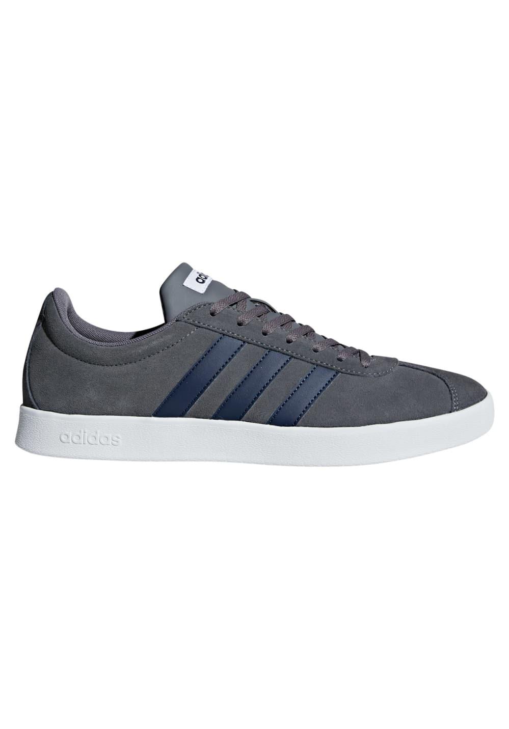 adidas VL Court 2.0 - Sneaker für Herren - Grau