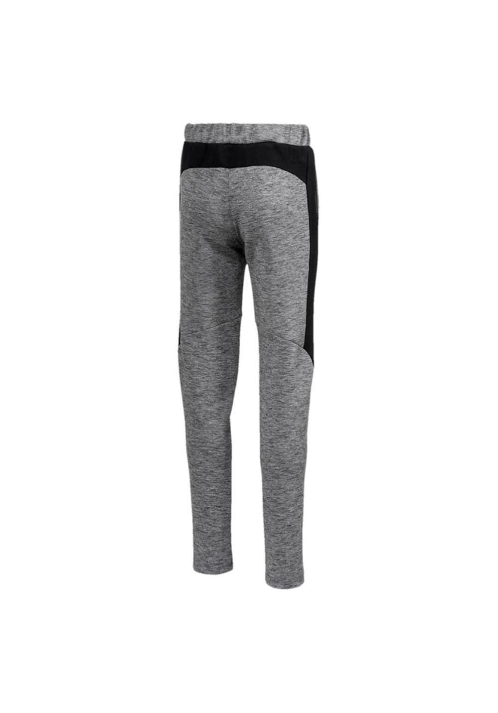 3f69fb321c4a Puma Evostripe Pants B - Fitness trousers for Boys - Grey
