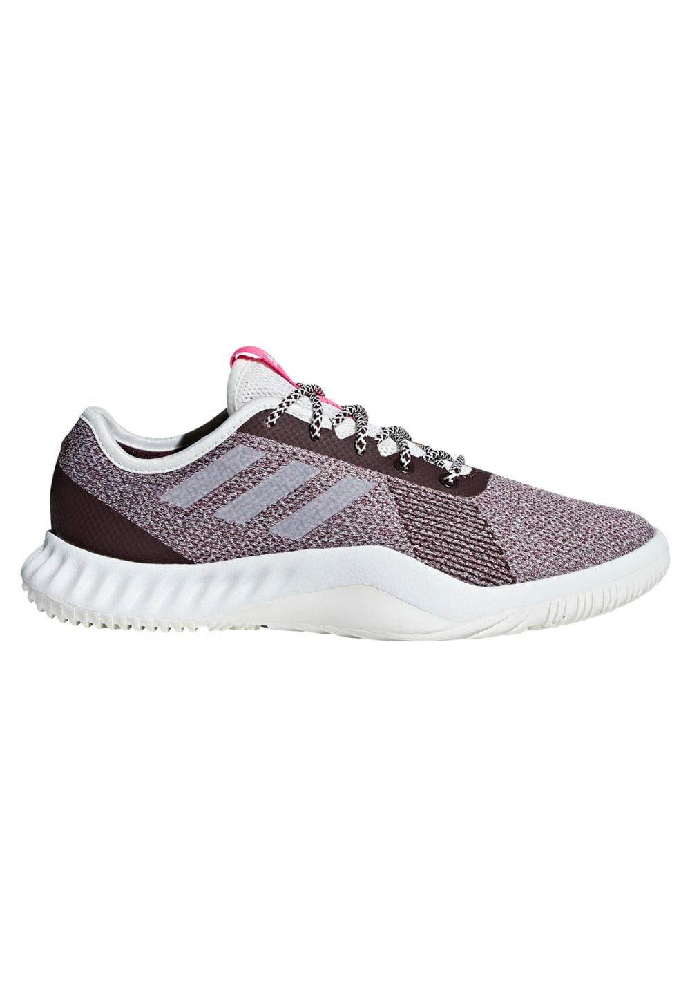 adidas Crazytrain LT - Fitnessschuhe für Damen - Lila | 21RUN