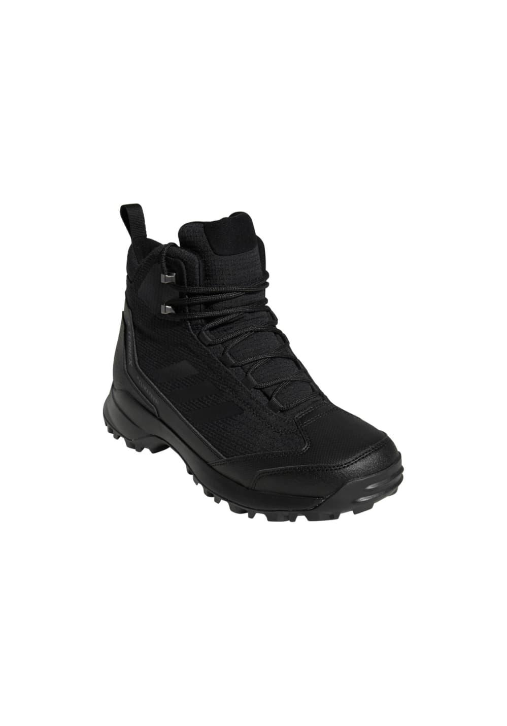 70a1a26efd5 adidas TERREX TERREX HERON MID CW CP - Outdoor shoes for Men - Black