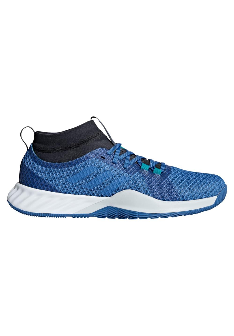 21b4d8f83 adidas CrazyTrain Pro 3.0 M - Fitness shoes for Men - Blue | 21RUN