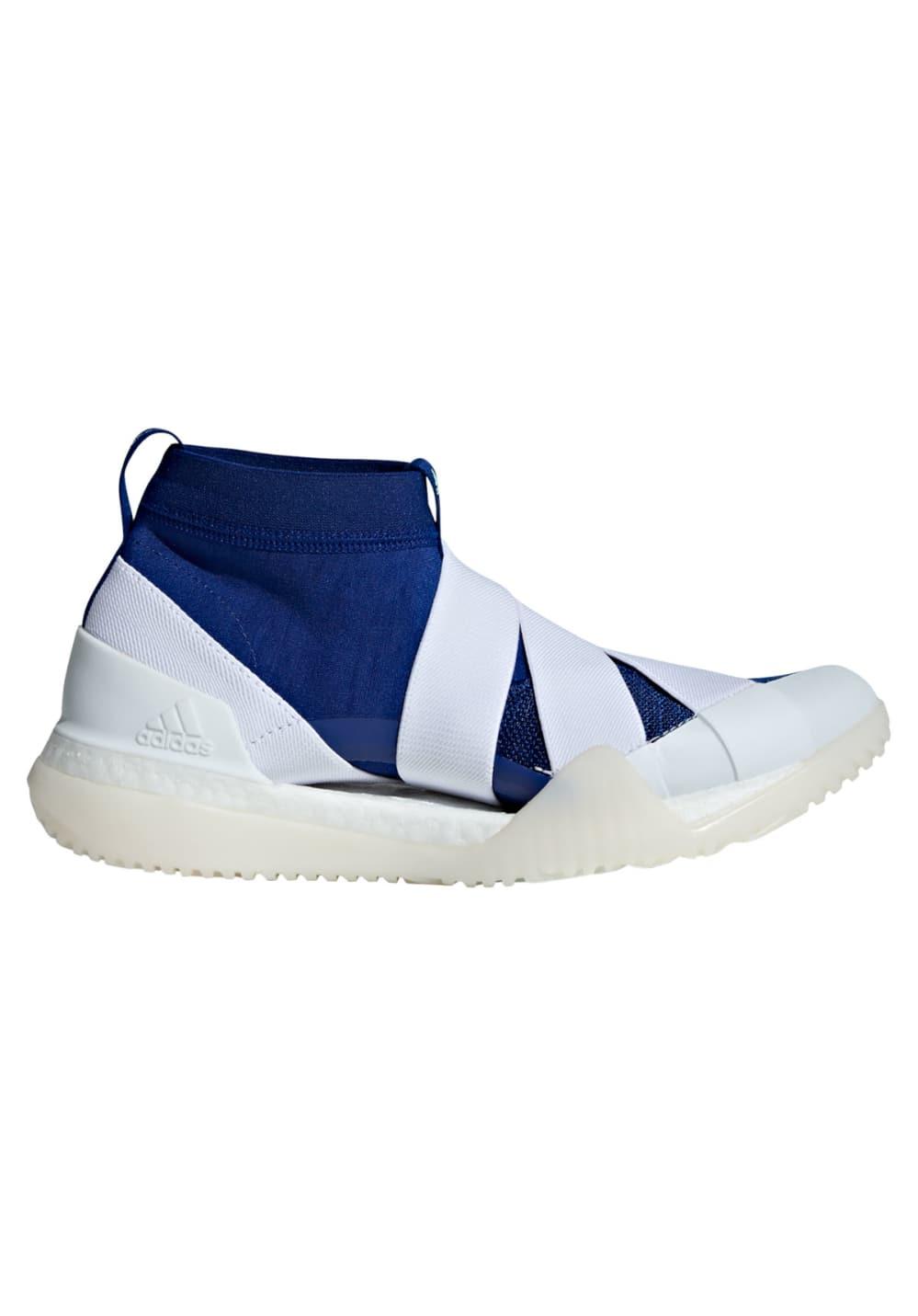 adidas PureBOOST X TRAINER 3.0 LL Chaussures fitness pour Femme Bleu