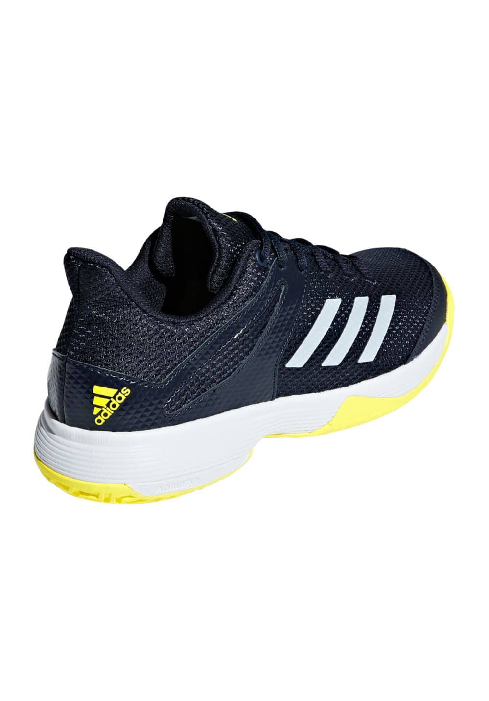 new arrivals d06f7 8a306 adidas adiZero Club K - Tennisschuhe - Blau  21RUN