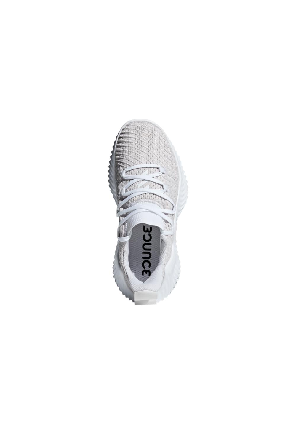 08c08c0ed080f adidas AlphaBOUNCE TRAINER W - Fitness shoes for Women - White