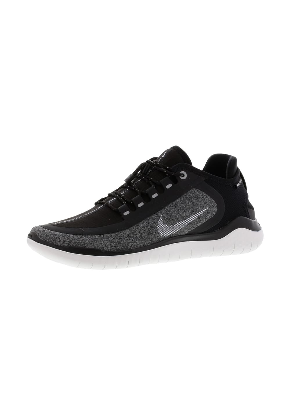 b0add306a35eb Nike Free Rn 2018 Shield - Running shoes for Women - Black