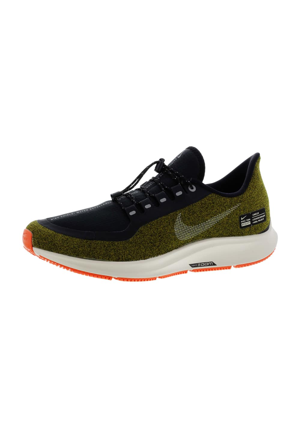 grossiste 56093 c8970 Nike Air Zoom Pegasus 35 Shield - Chaussures running pour Homme - Jaune