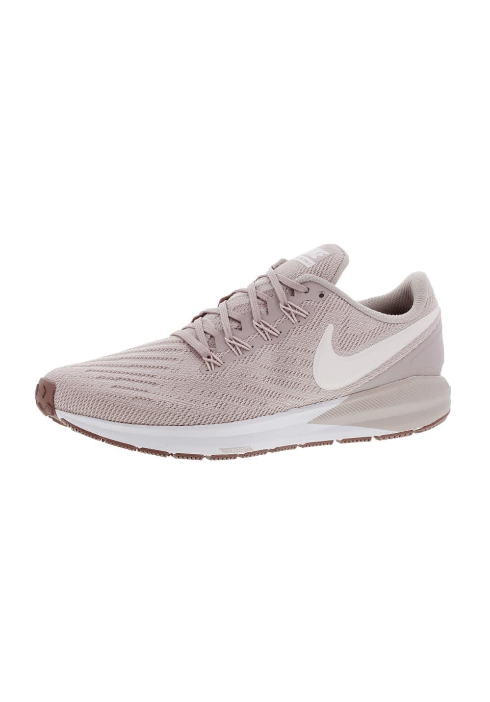Nike Air Zoom Structure 22 - Laufschuhe für Damen - Pink