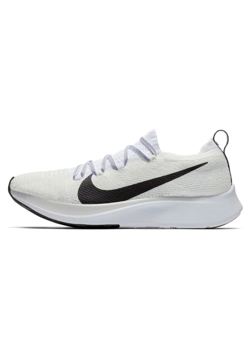 Nike Zoom Fly Flyknit - Running shoes for Women - White  3c132d27a