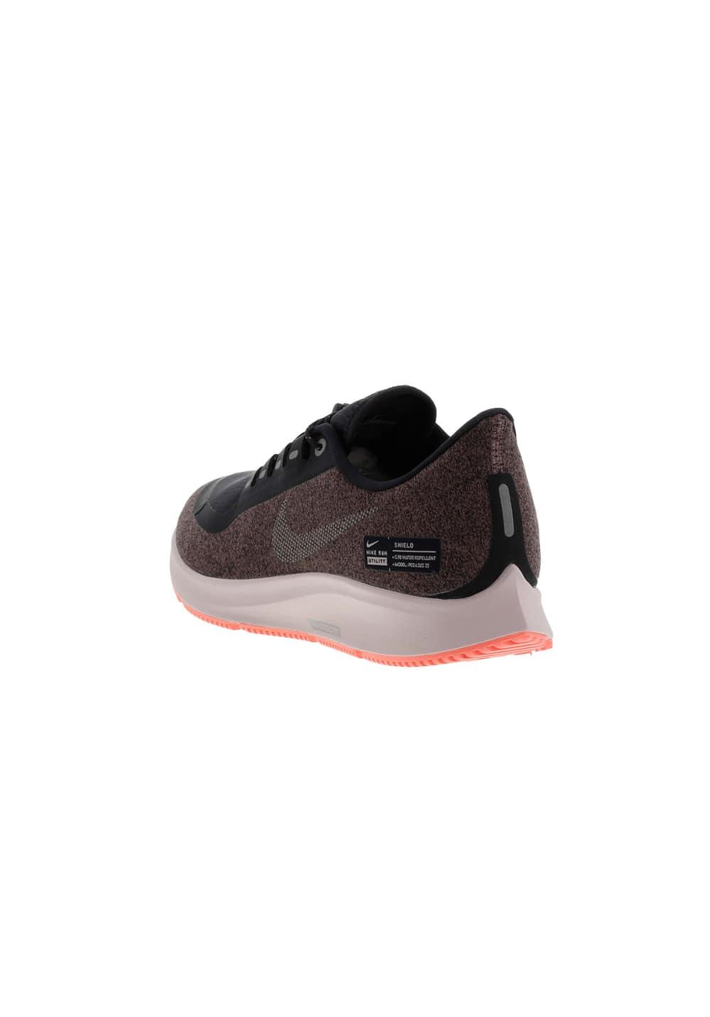 b5919123ce545 Nike Air Zoom Pegasus 35 Rn Shield - Running shoes for Women - Black ...