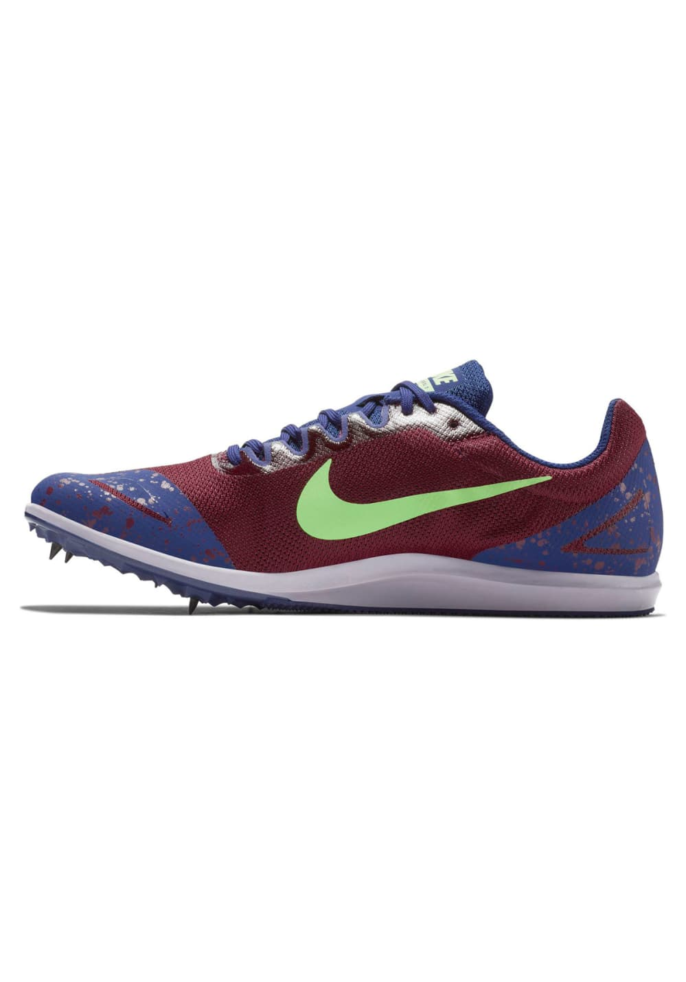 sports shoes 8530f b2e31 Nike Zoom Rival D 10 - Spikes - Red